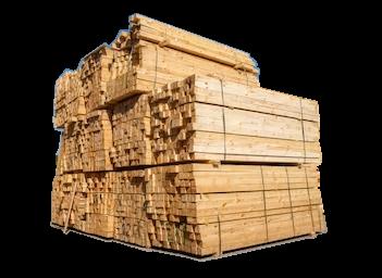 Suszarnie do drewna - sztapel deski
